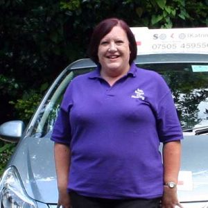 Katrina Botting driving instructor
