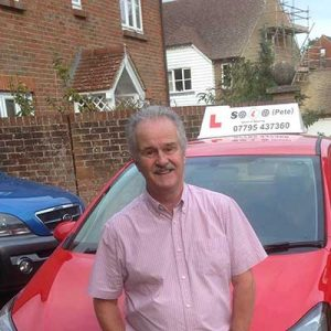 Pete Moxon Driving Instructor