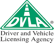 Driver Vehicle Licensing Agency logo